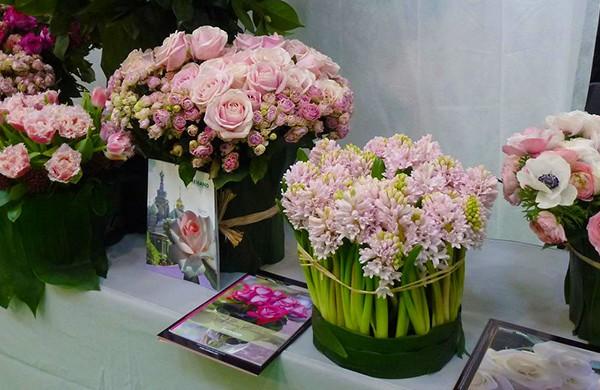 Les roses Meilland présentées à Bahreïn